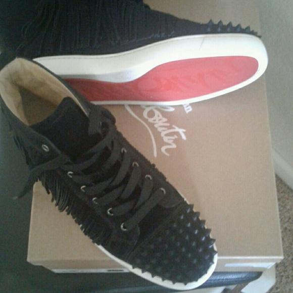 check out 96c3c 80b8b Christian Louboutin Sneakers